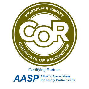 COR - Workplace Safety Certificate of Recommendation